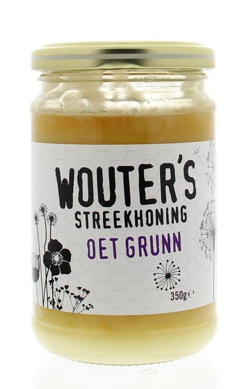 Wouters streekhoning Groningen