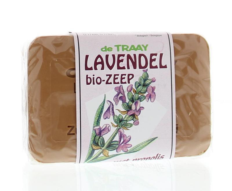 Zeep lavendel / propolis bio