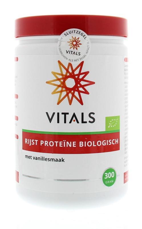 Rijst proteine bio