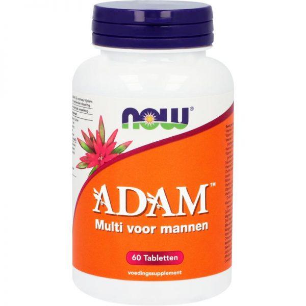 Adam multivitamine voor mannen