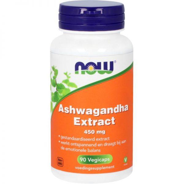 Ashwagandha extract 450 mg