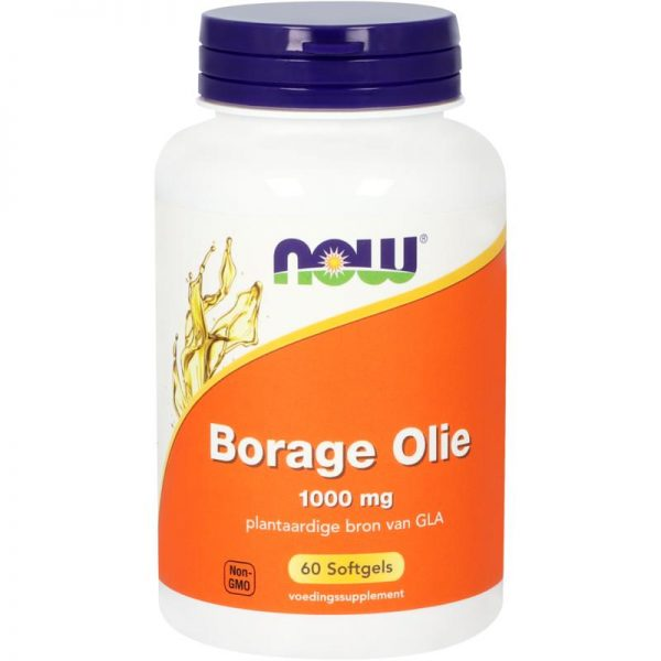 Borage olie 1000 mg