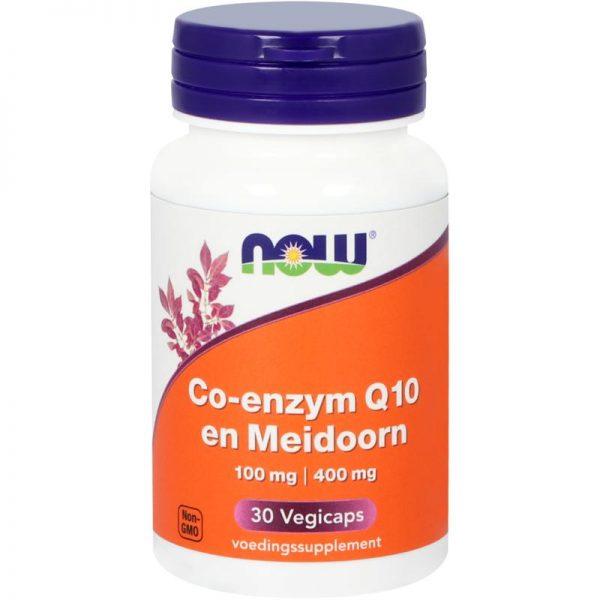 Co-Q10 100 mg met meidoorn