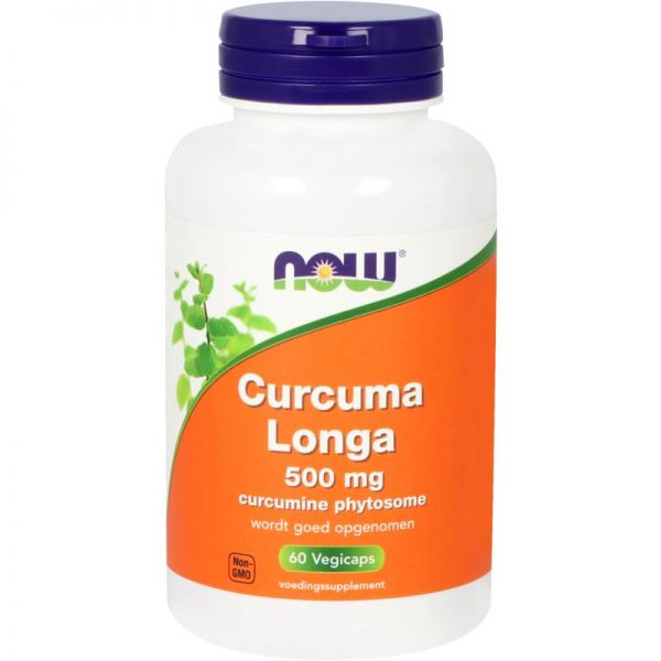 Curcuma Longa 500 mg (Curcumine Phytosome) bio