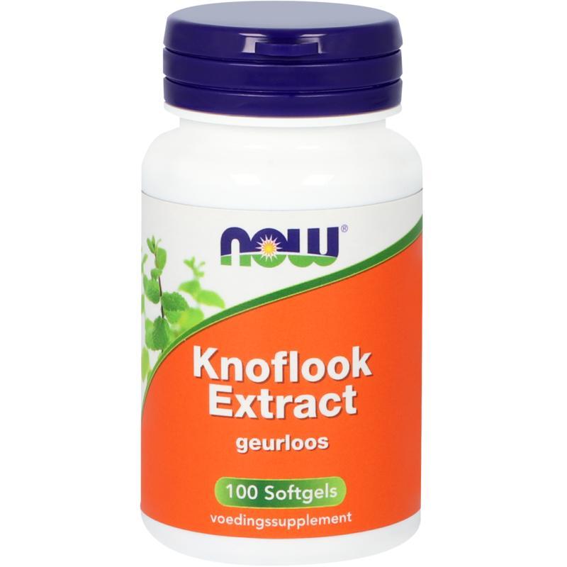 Knoflook extract