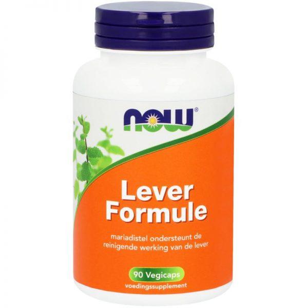 Lever formule