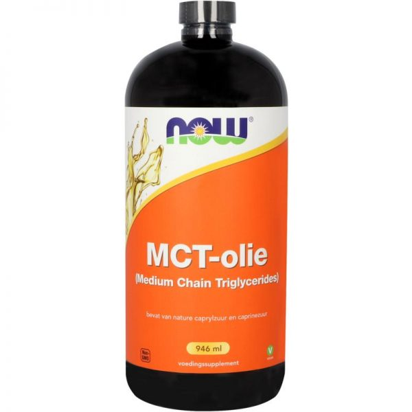 MCT Olie (Medium Chain Triglycerides)