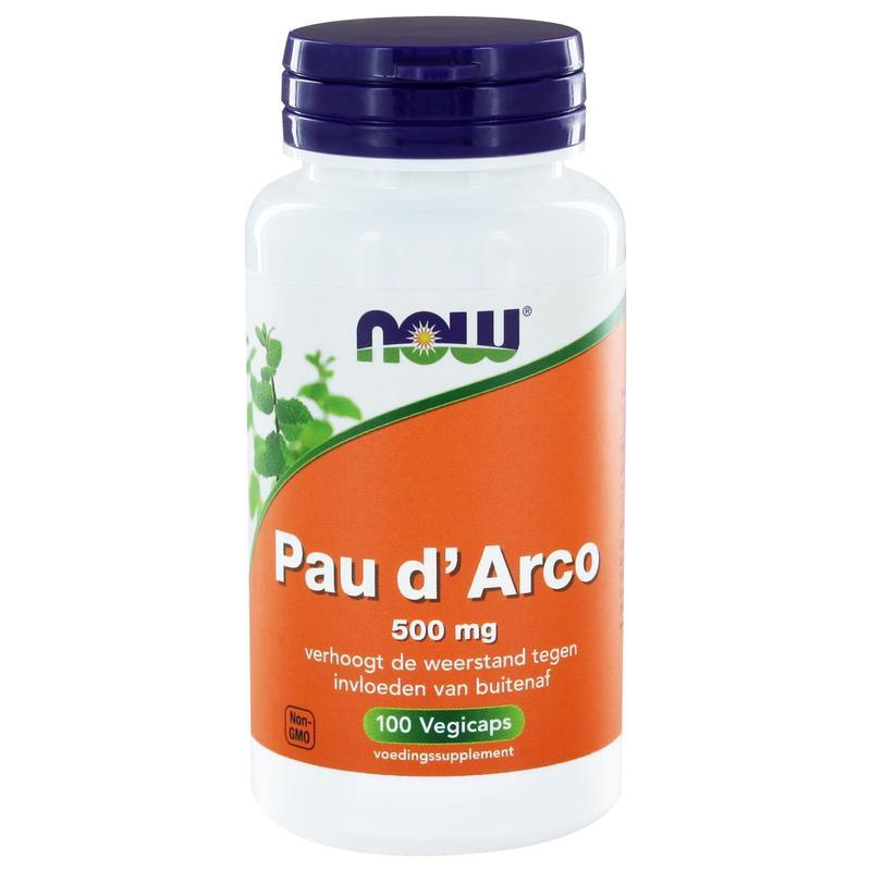 Pau d arco 500 mg