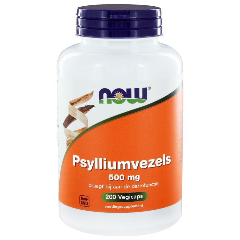 Psylliumvezels 500 mg