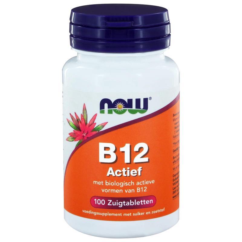Vitamine B12 actief
