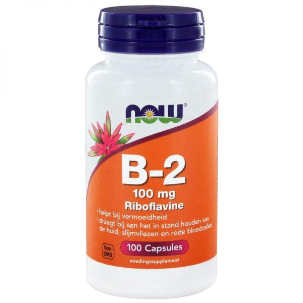 Vitamine B2 100 mg