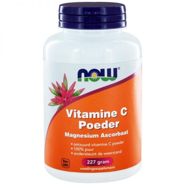 Vitamine C poeder magnesium ascorbaat