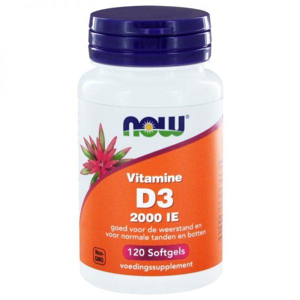 Vitamine D3 2000IE
