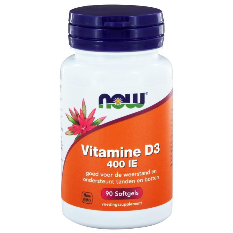 Vitamine D3 400IE