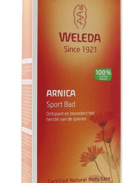 Arnica sport bad