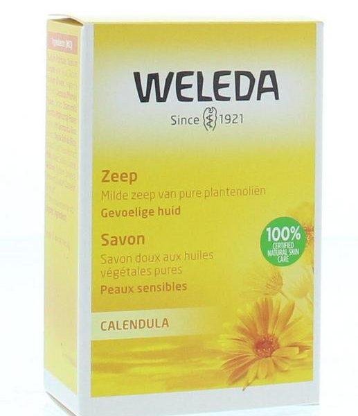Calendula zeep