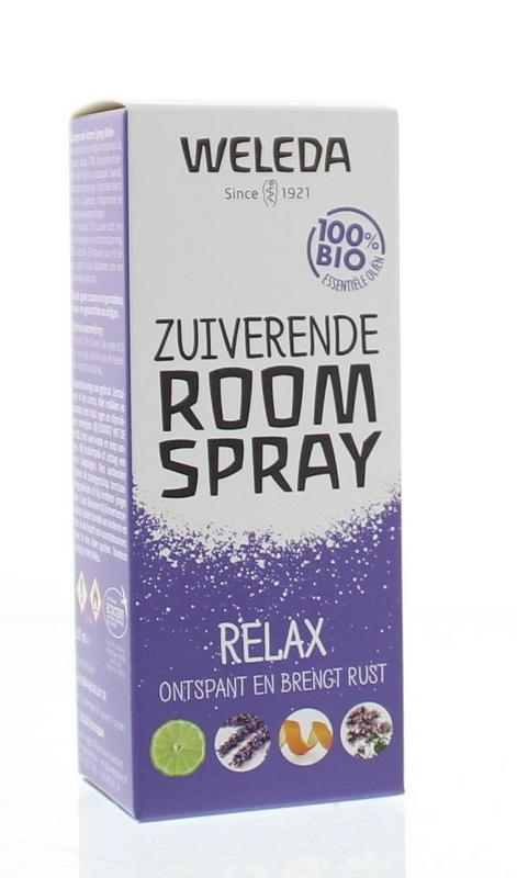 Zuiverende roomspray relax