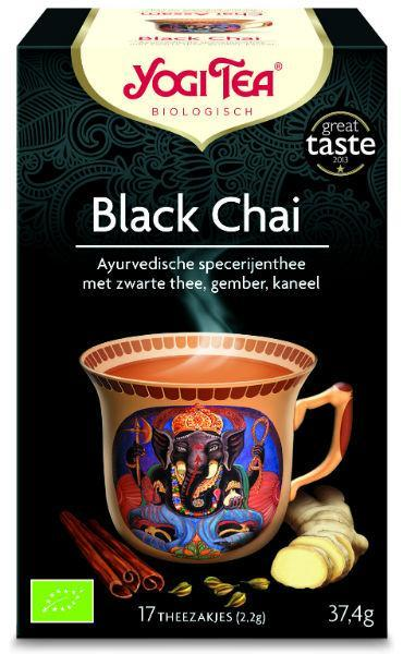 Black chai bio