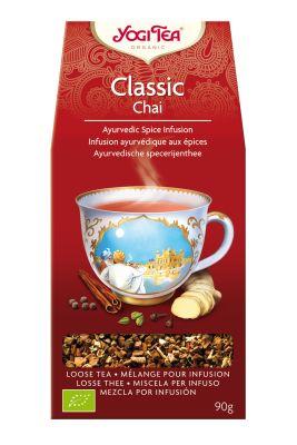 Classic chai tea (los) bio