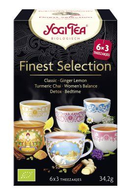 Finest selection 3x 6 stuks bio