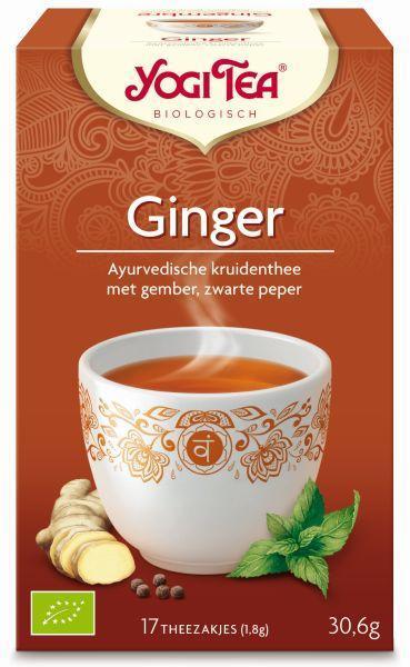 Ginger bio