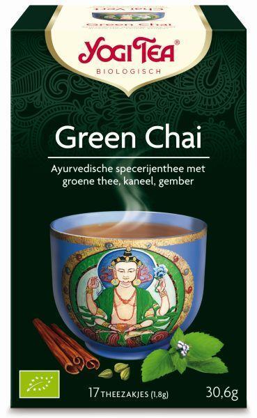 Green chai bio