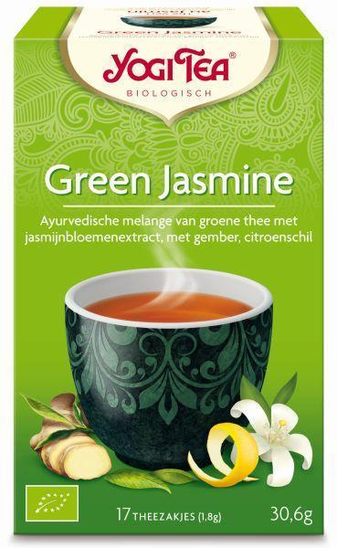 Green jasmine bio