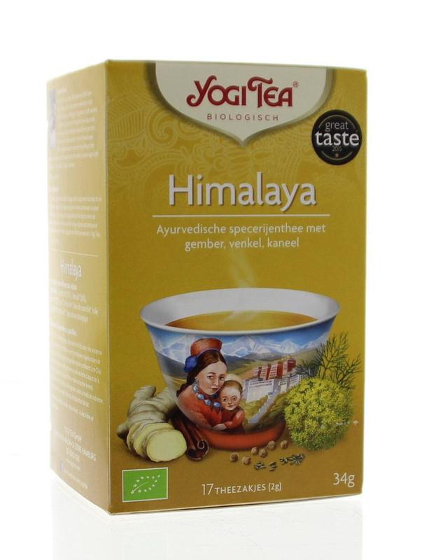 Himalaya bio