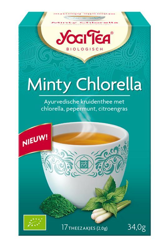 Minty chlorella bio