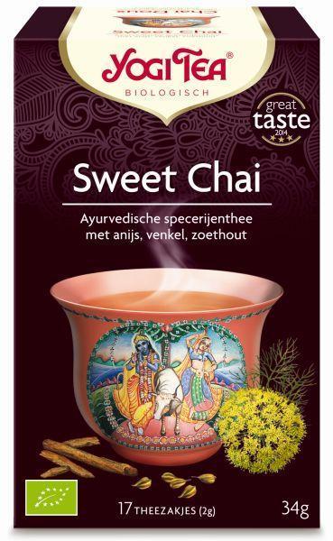 Sweet chai bio