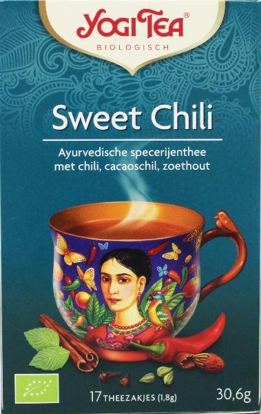 Sweet chili bio