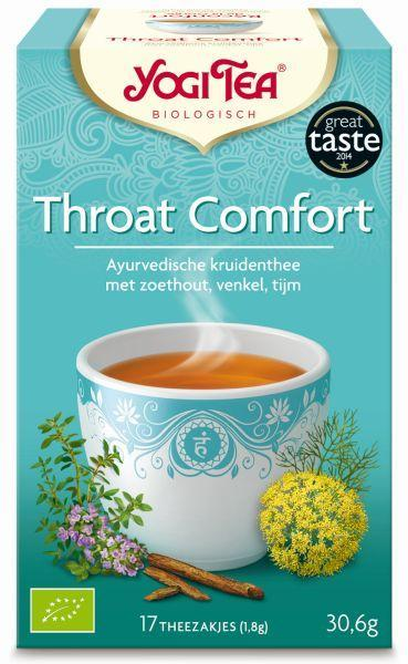 Throat comfort bio