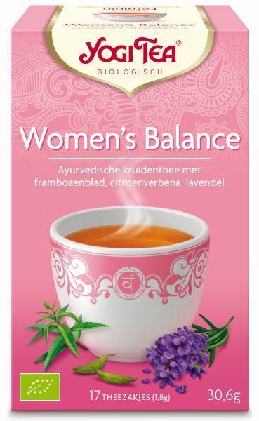 Women's balance bio