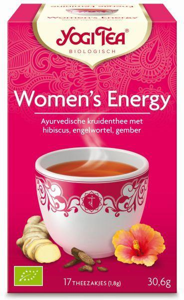 Women's energy bio