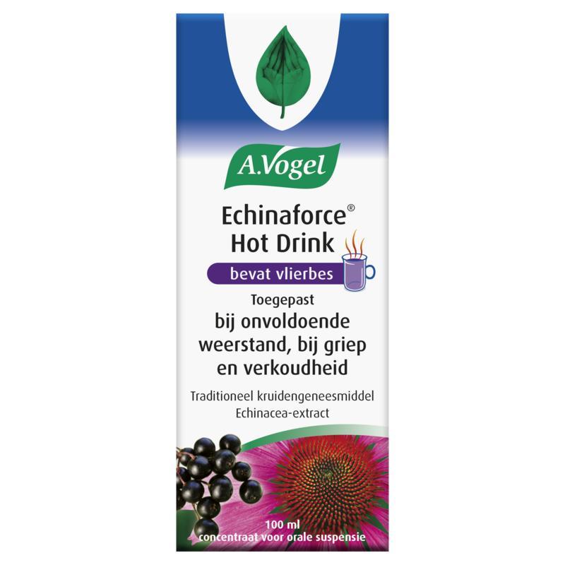 Echinaforce hotdrink