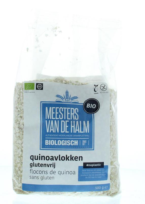 Quinoavlokken bio