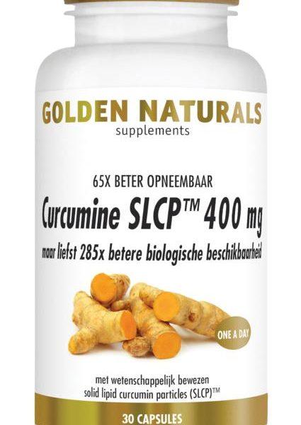 Curcumine SLCP 400 mg
