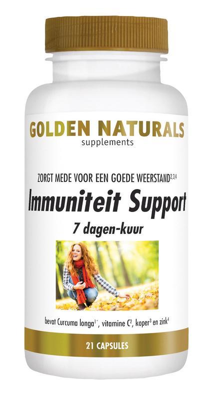 Immuniteit support 7 dagen kuur