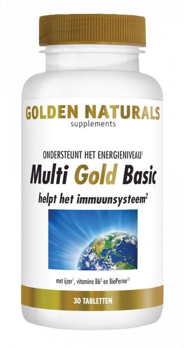 Multi strong gold basic