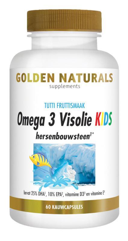 Omega 3 visolie kids