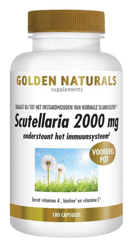 Scutellaria 2000 mg