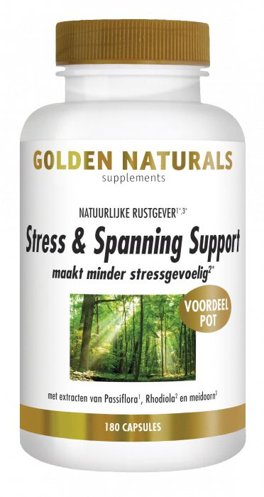 Stress & spanning support