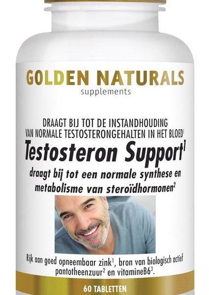Testosteron support