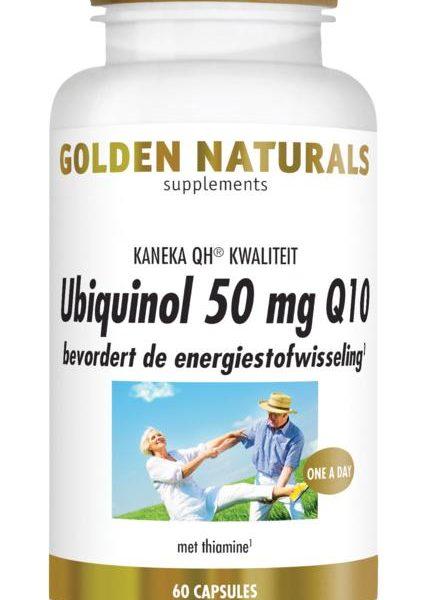 Ubiquinol 50 mg Q10