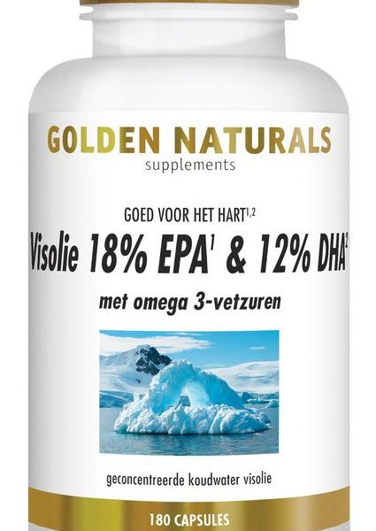 Visolie 18% EPA 12% DHA