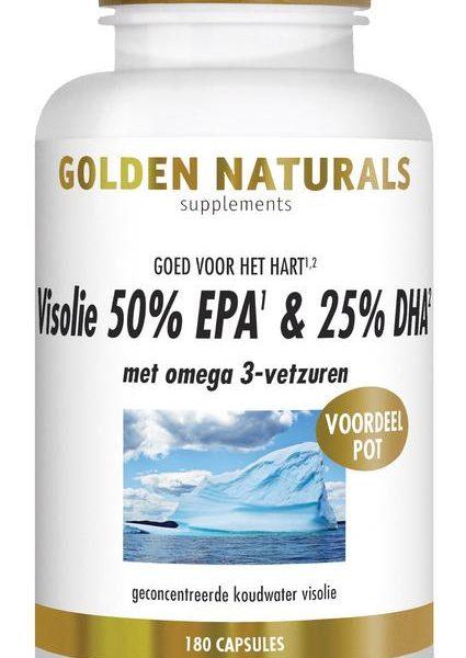 Visolie 50% EPA 25% DHA