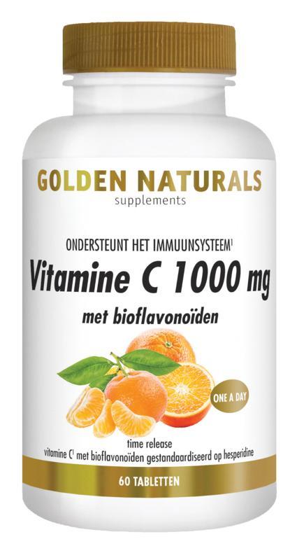 Vitamine C 1000 met bioflavono?den