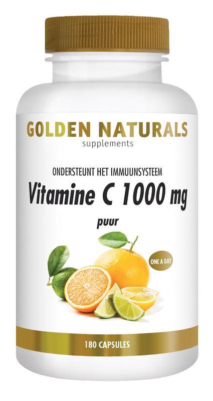 Vitamine C1000 puur