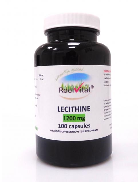 RoelVital Lecithine 1200 mg