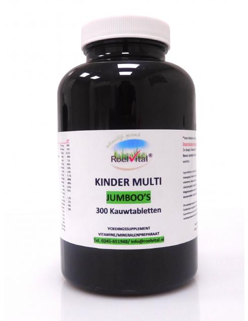 RoelVital Kinder Multi (180 kauwtabletten)